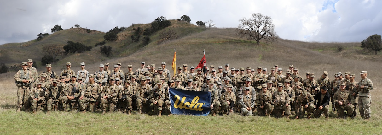 ucla army group photo