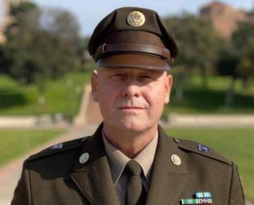Staff Sergeant Andy Scott