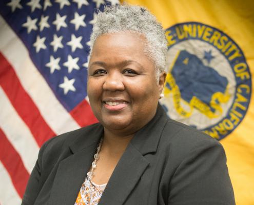 Ms. Valerie Dames (UCLA)